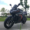 hot selling 2017 amazon GT 2000W 72V super max motor fast electric motorcycle