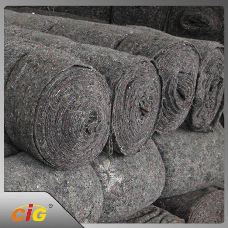 Manufacturer Supply Latest Design 10mm thick wool felt