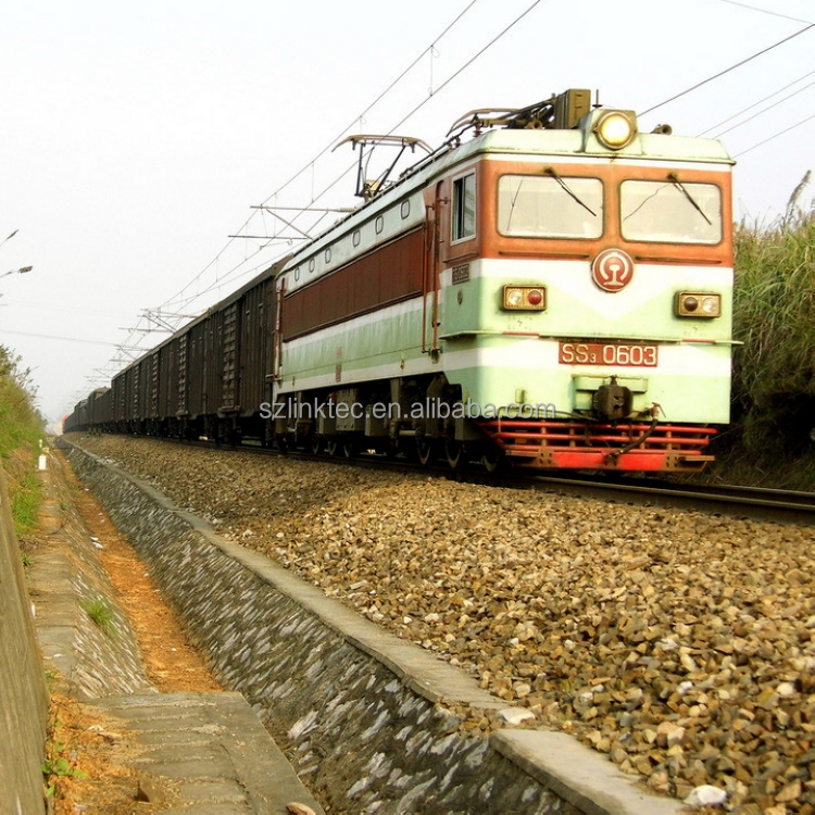 China-Euro railway express 20 Days to Europe shipment by train Deliveryed Duty Paid logistics service