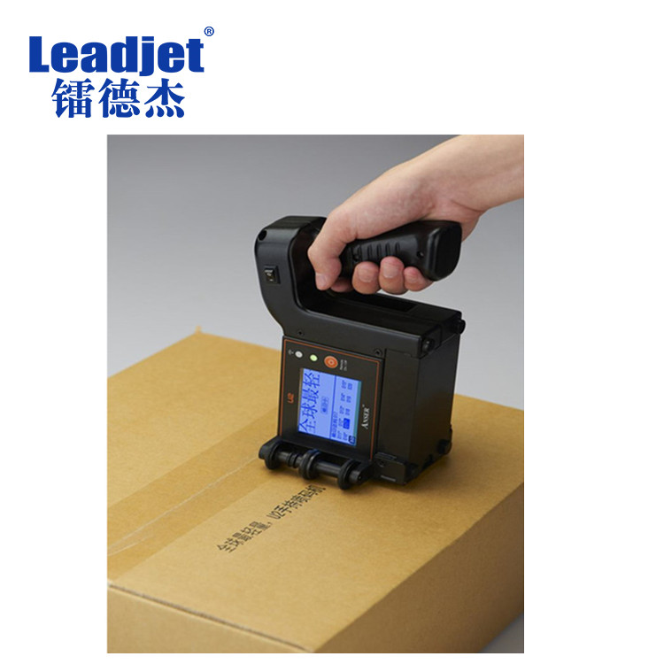 Hot Sale <strong>U2</strong> Portable Expiry Date Continue Portable Handjet Inkjet Code Printer