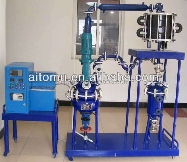 Laboratory Glass Lined Reactor Capacity 5L,10L,20L,30L,50L