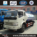 Low capacity 8 cbm Sitom 4x2 mini water tanker truck for sale