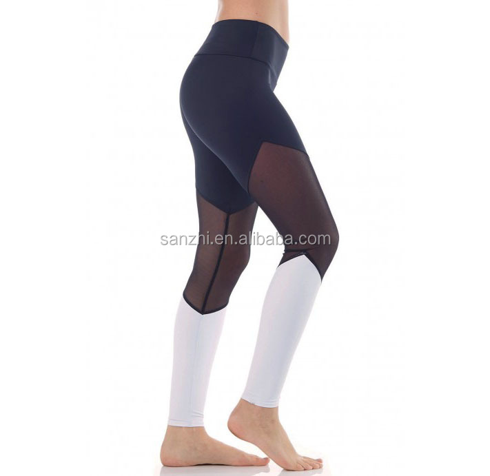 Women's Full Lenth Compression Gym Workout Pants Sports Fitness Yoga Wear
