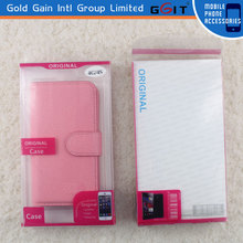 Mobile Phone Flip Cover for iPhone 4S Protector Case with Wholesale Price