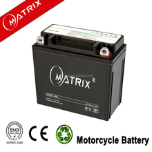best selling rechargeable mf 12V 5 amps motorcycle battery 12n5l-bs