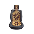 2018 Car Accessories Wooden beaded car seat cushion