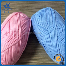 China factory hand knitting yarn wool threads for kites