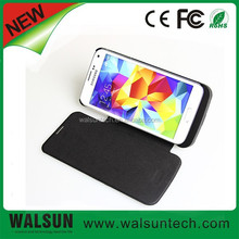 2600mAh Backup Battery Charger Case Cover Power Bank For Samsung Galaxy S5