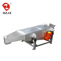 Energy Saving Dewater and Desliming Linear vibro sifter machine