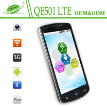 New product 5 inch Qualcomm Quad core MSM8916 Android 4.4 1G ram 4G rom mobile phone 4g lte