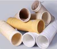 Yuanchen China Manufacturer bag filter PPS composite PTFE bag filters for cement dust