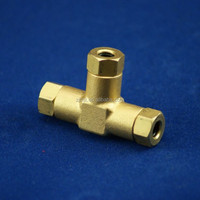 Good Quality Quick Coupling Brass Joint Compression Fittings