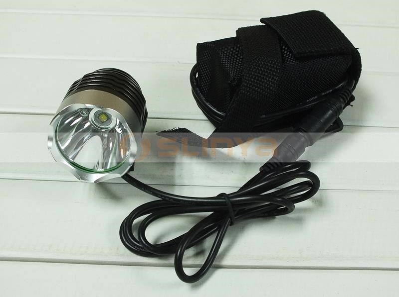 Bicycle Light Rechargeable CREE LED Bike Headlight Factory