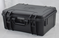 China Custom Simple plastic carrying case with foam
