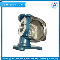 China OEM Manufacturer Industrial Polished Components Good Quality Aluminium Casting