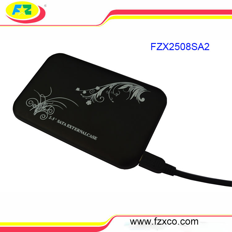 usb to sata 2.5 inch hdd case/enclosure for hard drive