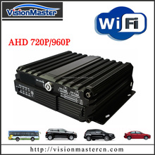 Full D1 mdvr with 3g 4g wifi gps car tracker video server