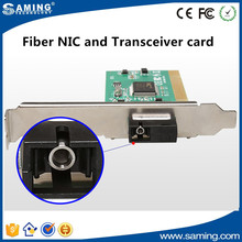 Ethernet PCI Network interface card/ fiber NIC and transceiver cards