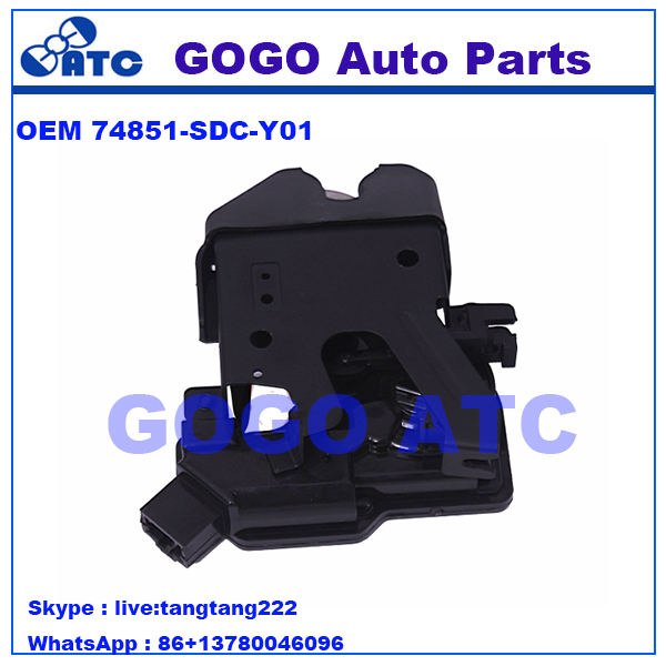 Door Lock Actuator for Honda Accord 2003 OEM 74851-SDC-Y01 74851SDCY01