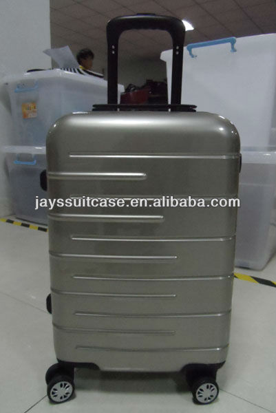 2013 New Products ABS/PC Aluminum Pilot Case For Men