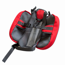 Multi Function Waterproof Dog Backpack With Leash Pet Carrier Bag