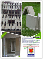 Green EPS Sandwich Wall Panel Suitable for Prefab House/villa
