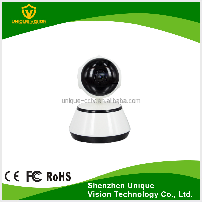 Low Price HD 720P Wifi Pan/Tilt Camera With Two Way Audio And Motion Detection