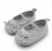 High quality newborn baby shoes lovely cotton casual infant shoes
