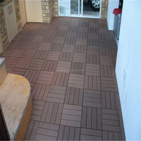 car showroom board good price wood plastic composite tile no glue plastic wood timber