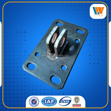 customized metal welding parts stamping