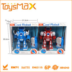 Latest Products Remote Control Battery Operated ROBOT For Sale
