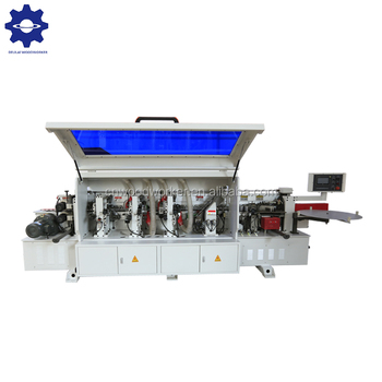 Test strictly factory price automatic edge banding machine for sale