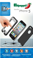 Durable hot sale mobile waterproof case for iphone 5 5s