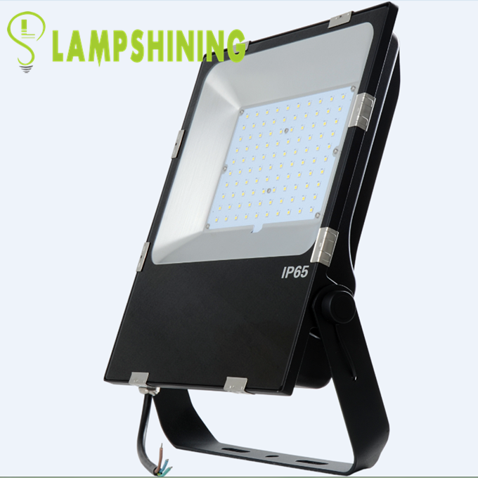 low price 19500lm high lumen powder coated black aluminum led flood light 150w