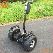 Wholesale electric all terrain hoverboard police use electric chariot balance scooter with box and light