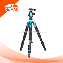 Coman mini flexible aluminum camera tripod
