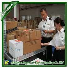Enfamil milk powder import to China customs clearance agency