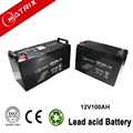 12v 100ah Sealed lead acid UPS replacement battery for UPS