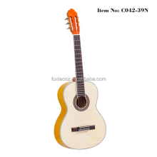 Cheap Beautiful Coloful Classical Guitar For Sale