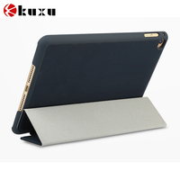 skin for New iPad 4 iPad 3 & iPad 2 Premium Folio Leather Case / Cover and Flip Stand
