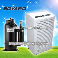 18000btu split unit air conditioner parts with hermetic vertical rotary compressor 220v 50hz