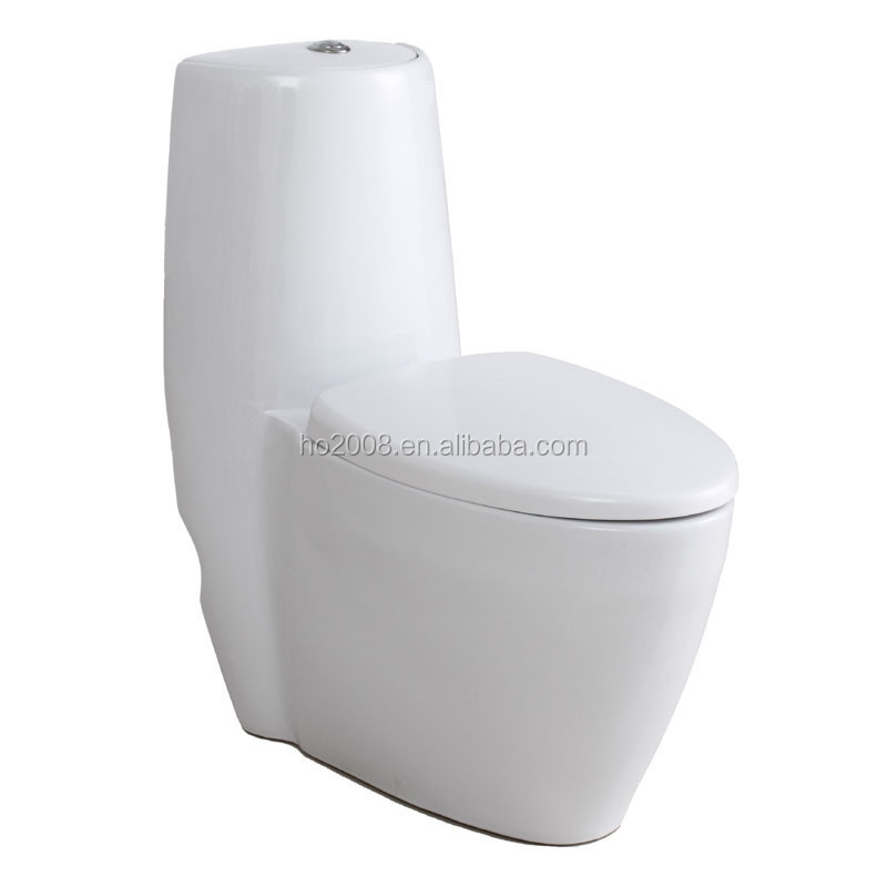 Big Outlet Ceramic Washdown One piece Toilet