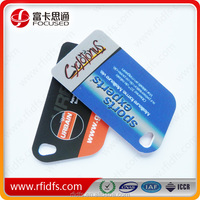 cheap plastic business card 13.56Mhz RFID card