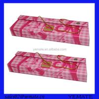 Hot selling custom logo printed wholesale bangle box indian with magnet closure