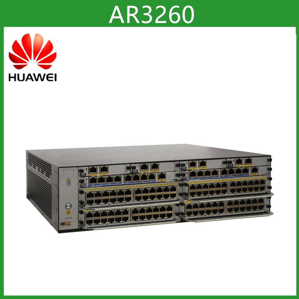 IP PBX System with 4 LAN Ports Huawei AR3200 series AR3260 router