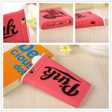 2015 new product lightweight silicone mobile phone case for iphone 6 case, China supplier
