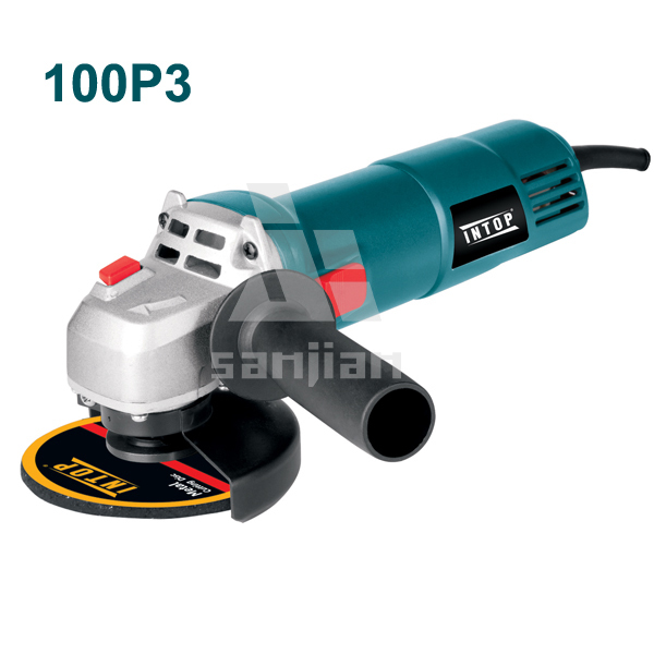 Angle Grinder 710W 115MM Power Tools 100P3 real Manufacturer offer China