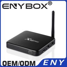 Aluminum Alloy X98 Pro Amlogic S912 Octa Core TV Box Android 32 GB