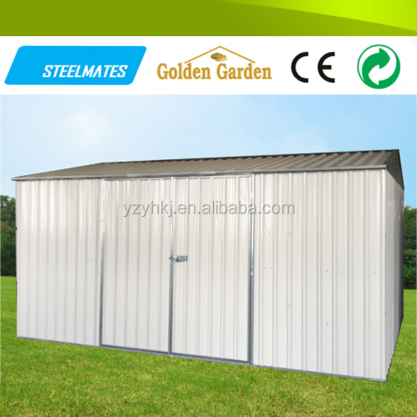 solid structure steel bamboo prefabricated house