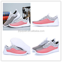 Newest Wholesale Running Shoes 2015 Spring Autumn Footwear Brand Cheap Men Outdoor Sports shoes women Walking Running Shoe